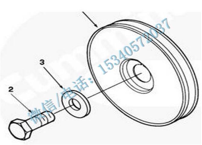 水泵皮带轮-1